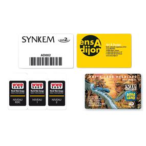 Custom ID Cards & Access Badges