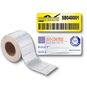 Heavy Duty Labels - SBE Direct