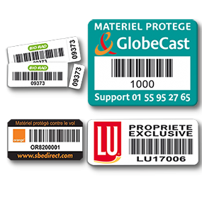 Ultra Tamper-Proof Tags