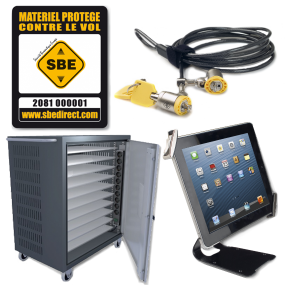 Hardware, office software and telephone equipment security