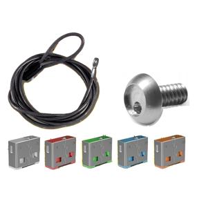Antivol PC: Kit complet et pièces détachées - SBE Direct