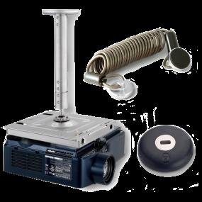 Audio-visual equipment security