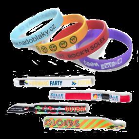 Bracelets d'identification pour évènements