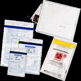 Enveloppes et pochettes sécurisées