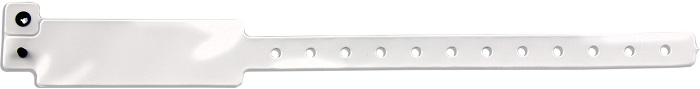 White-custom-vinyl- wristband
