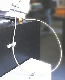systeme-antivol-cadenas-haute-securite-kit-complet-fixation-ordinateur-cable-sécurité