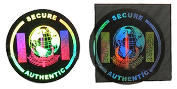 security-moire-hologram-holographic-label-label