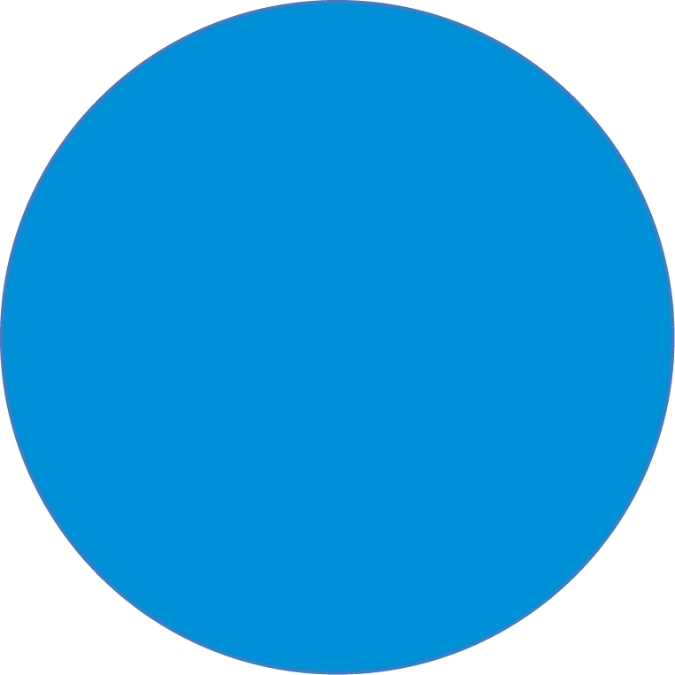 pastille bleue