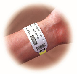 SATO-identification-thermal- transfer-wristband
