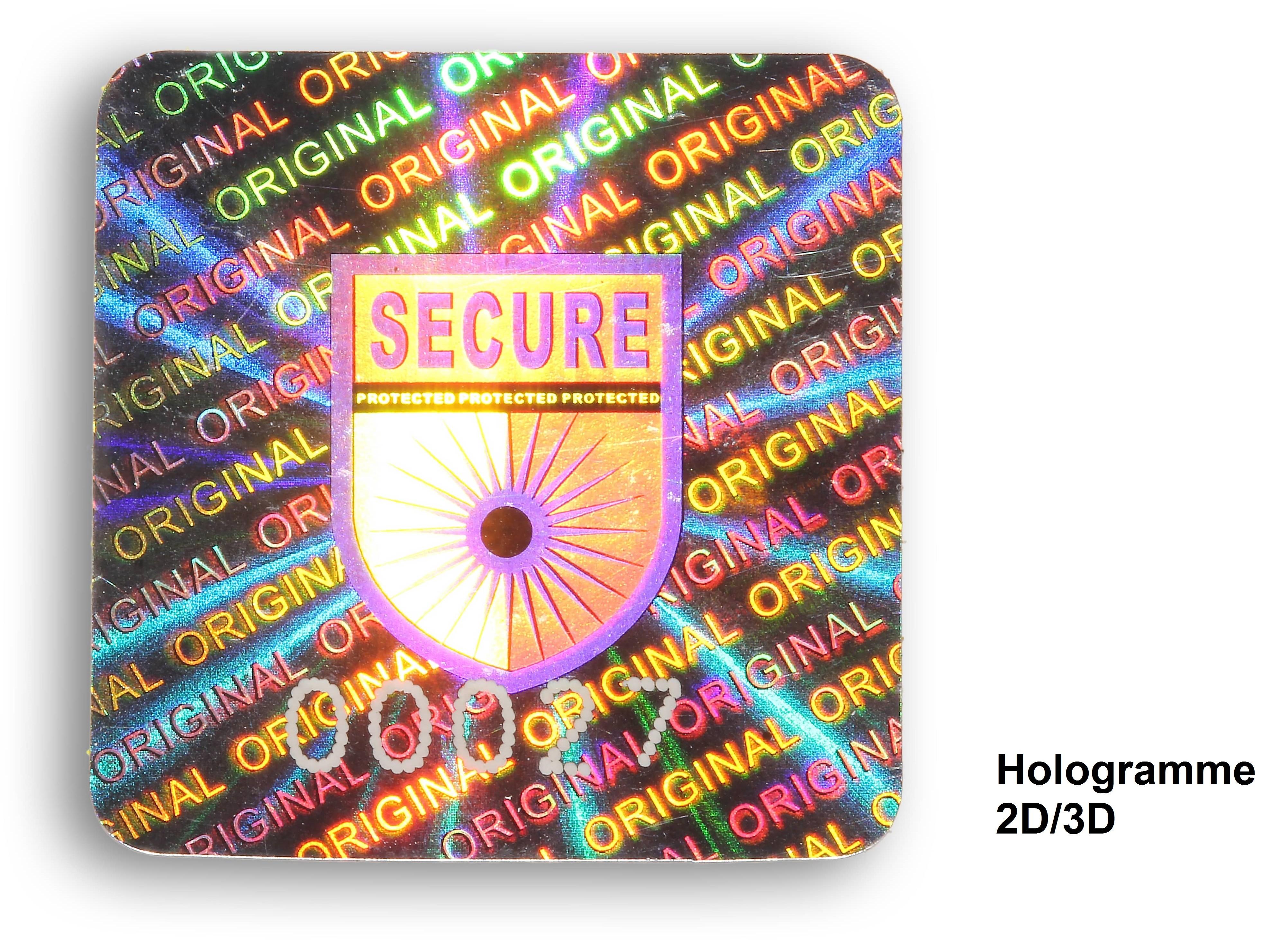 hologramme-etiquette-3D-holographique-adhesif-étiquette