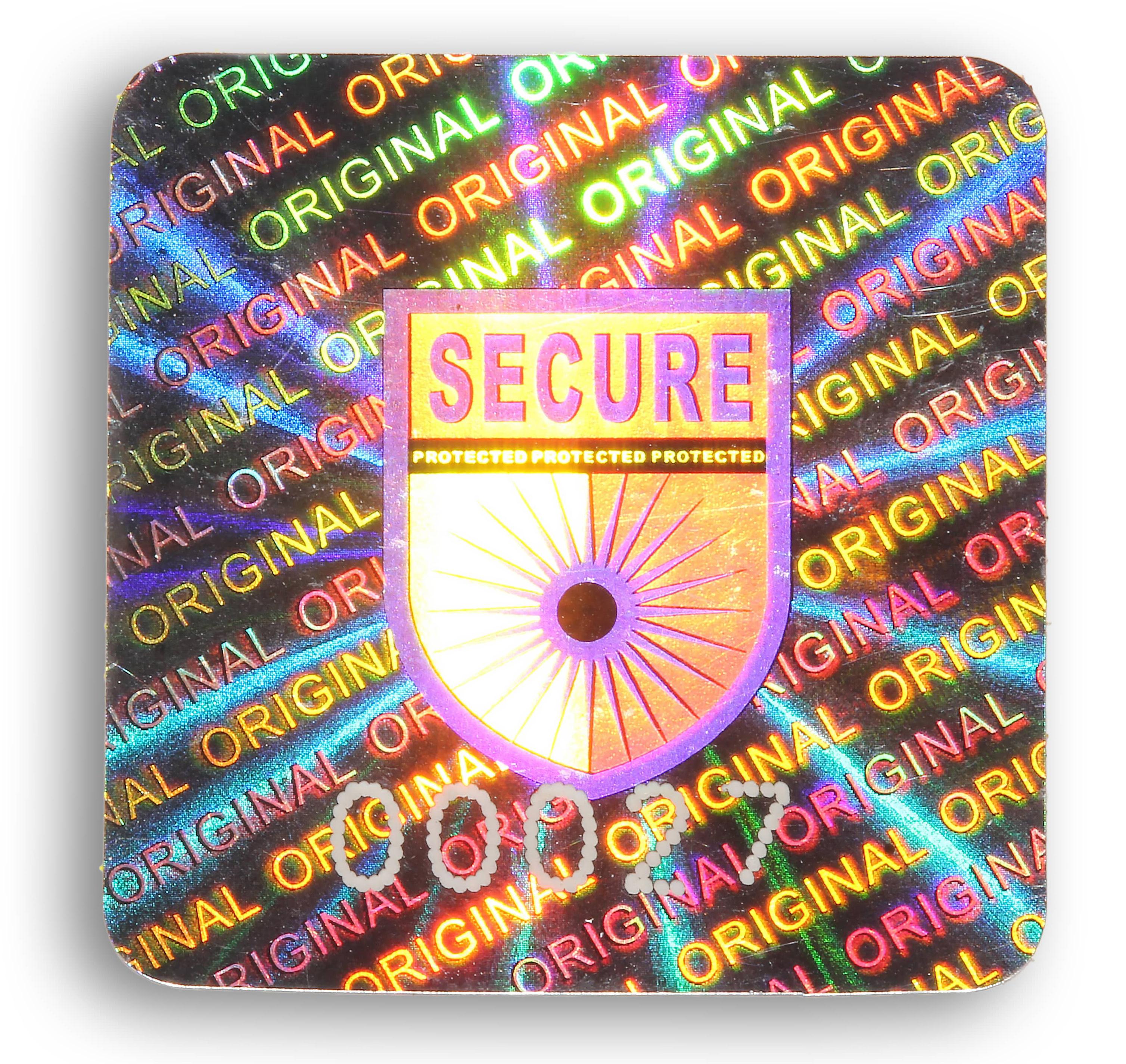 badge-secure-hologramme
