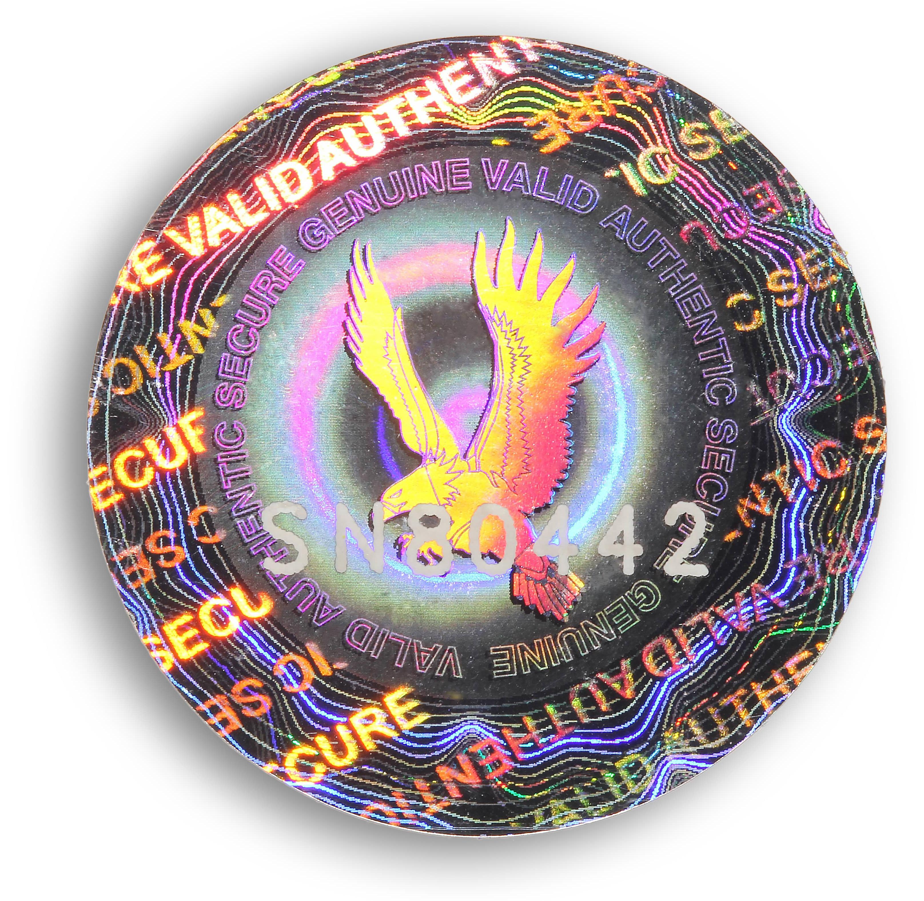 hologramme-eagle-valid