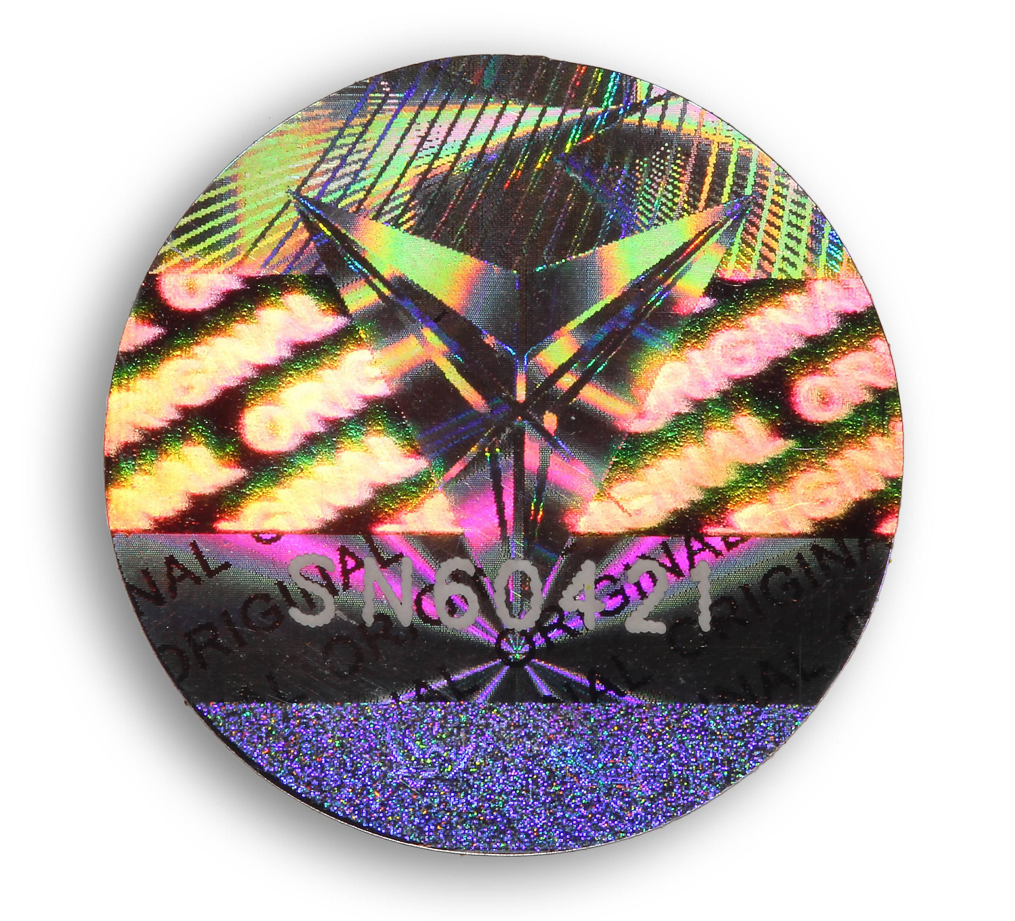 arrow-original-hologram