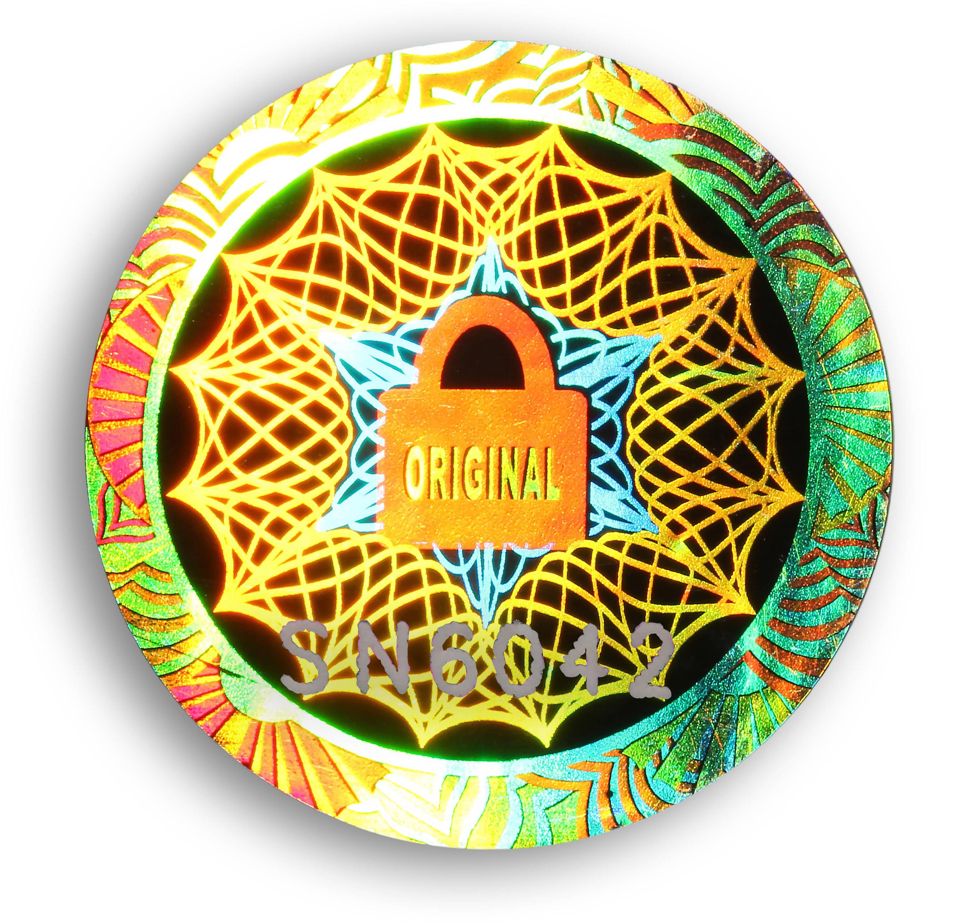 Hologramme-padlock-orginal
