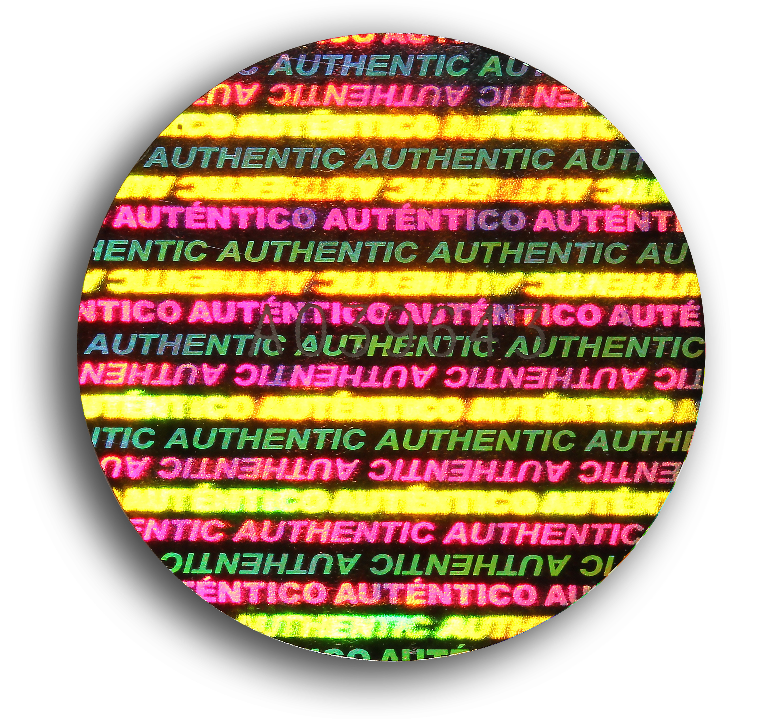 authentic-hologramme