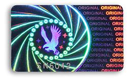 eagle-original-hologramme