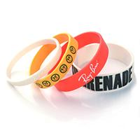 event-coloured-fluorescent-silicone-wristband
