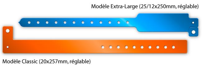 bracelet-vinyle-couleur-modèle-classic