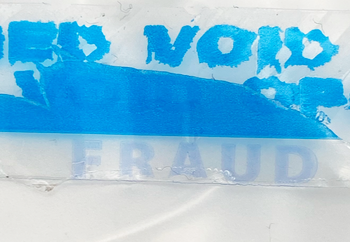 apparition fraud