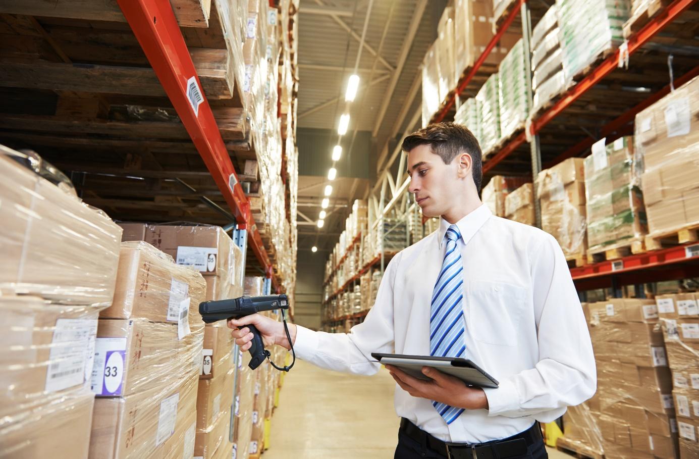 inventaire-entrepôt-lecteur-étiquette-rfid-etui-protection