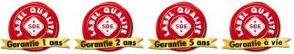 label qualité garantie
