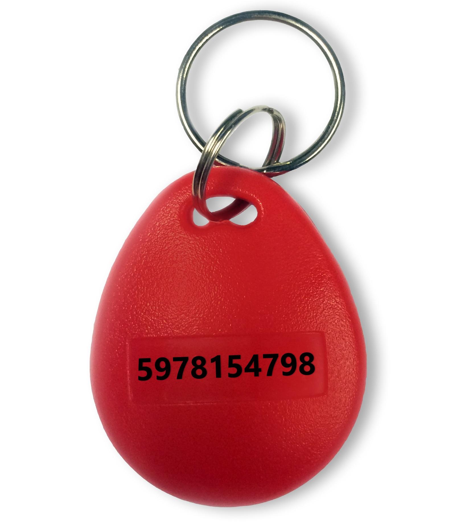 porte-clé-rfid-personnalisé-rouge-etui-protection