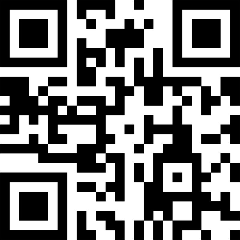 2D QR code