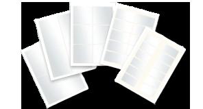 a4 sheet labels