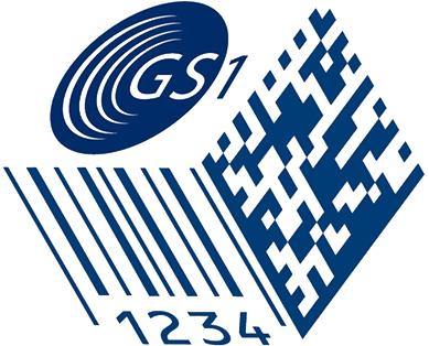 logo gs1 representant code barre et qr code