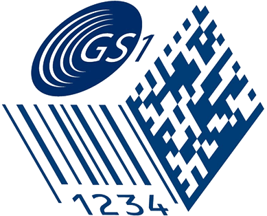 gs1 logo in rubik s cube form