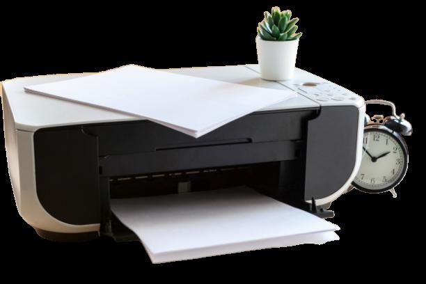 imprimante laser simple
