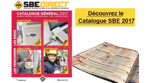 I have just sent you the new SBE 2017 catalogue.
