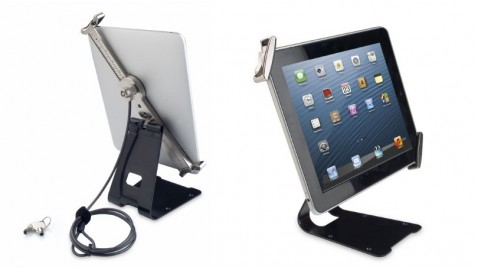 The Universal Anti-Theft Holder for SafeTech Tablets