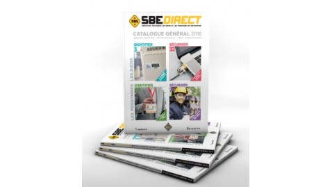 New SBE catalogue 2016