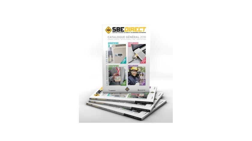 nouveau catalogue sbe direct 2016