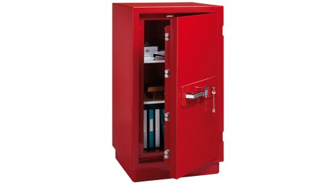 Discover this quality armoured and fireproof safe