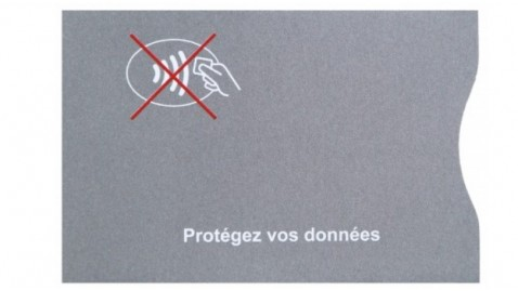 Protection anti-pirate pour cartes sans contact
