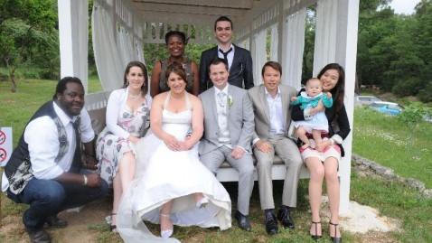 Les mariages chez SBE