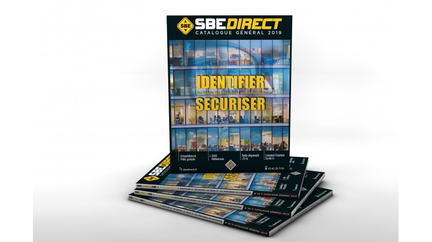 nouveau catalogue 2019 sbe direct
