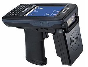 Lecteur portable RFId